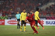 Trực tiếp Việt Nam vs Malaysia 1-0 (3-2): Bình tĩnh chờ nâng cúp