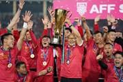 Việt Nam vs Malaysia 1-0 (3-2): Việt Nam vô địch AFF Cup 2018