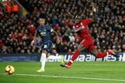Cập nhật kết quả trận Liverpool - Manchester United 1-1