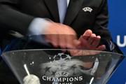 Trực tiếp bốc thăm chia cặp vòng 1/8 Champions League