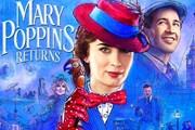 Mary Poppins Returns đưa khán giả vào không khí cổ tích và nhạc kịch