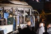Cận cảnh hiện trường vụ đánh bom làm 3 người Việt thiệt mạng
