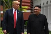 Nhà lãnh đạo Triều Tiên gửi thông điệp hòa giải tới Tổng thống Mỹ