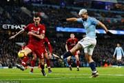 Man City chặn đứng mạch bất bại của Liverpool tại Premier League