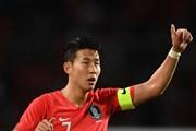Son Heung-min đặt chân đến UAE, sẵn sàng đối đầu Trung Quốc