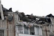 Nga: Nổ khí gas tại Shakhty, khiến ít nhất 1 người đã thiệt mạng