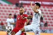 Kyrgyzstan đánh bại Philippines, Việt Nam buộc phải thắng đậm
