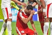 [Video] Cầu thủ Palestine khóc nức nở, Việt Nam rộng cửa đi tiếp