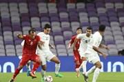 Cập nhật kết quả Việt Nam vs Yemen 1-0: Quang Hải lập siêu phẩm