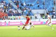 Cập nhật kết quả Jordan - Việt Nam 1-1: Công Phượng ghi bàn