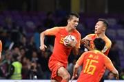 Trung Quốc ngược dòng loại Thái Lan khỏi Asian Cup 2019