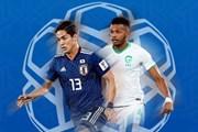 Link trực tiếp Nhật Bản - Saudi Arabia: Tranh vé đấu Việt Nam