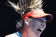 'Búp bê' Maria Sharapova bị tố chơi xấu ở Australian Open