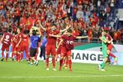 Giành vé vào tứ kết, đội tuyển Việt Nam nhận 'mưa tiền thưởng'