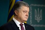 Tổng thống Poroshenko bác bỏ khả năng liên bang hóa Ukraine