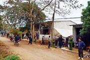 Lào Cai: Bắt khẩn cấp đối tượng dùng dao sát hại cháu bé 4 tuổi