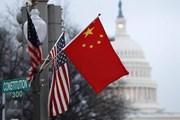 Mỹ lạc quan về đàm phán thương mại sắp tới với Trung Quốc
