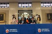 23 biên bản ghi nhớ về hợp tác giáo dục Việt-Anh được ký kết