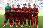 Đội tuyển Việt Nam ra sân với đội hình nào khi chạm trán Nhật Bản?