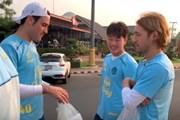 Xuân Trường tham gia tập huấn quân sự cùng Buriram United