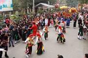 Tưng bừng lễ hội truyền thống làng Triều Khúc tại Hà Nội