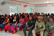 47 công dân Malaysia bị Campuchia giam giữ đươc thả tự do