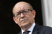Ngoại trưởng Pháp: Chính sách của Mỹ tại Syria 'thật khó hiểu'