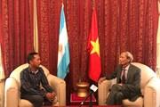 'Chuyến thăm của Tổng thống Macri tạo cú hích cho hợp tác song phương'