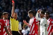 Kết quả bóng đá: Real Madrid thua sốc, bị đá bay khỏi tốp 2