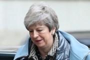 Thủ tướng Anh Theresa May sắp hội đàm với lãnh đạo EC