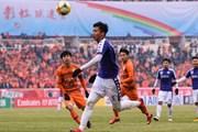Thua Lỗ Năng Sơn Đông, Hà Nội FC chia tay AFC Champions League