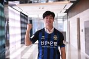 Công Phượng ghi bàn trong trận đấu ra mắt CLB Incheon United