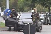 Hiện trường vụ xả súng đẫm máu ở New Zealand làm 49 người thiệt mạng