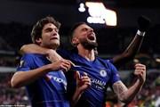 Hình ảnh đáng nhớ ở các trận đấu lượt đi tứ kết Europa League