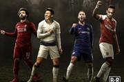 Cận cảnh bóng đá Anh thiết lập nên kỷ lục tại Cúp châu Âu
