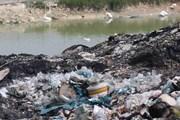 Nan giải tình trạng đổ trộm rác thải công nghiệp ở Bắc Ninh