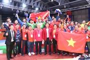 Những gương mặt vàng đội tuyển Kurash Việt Nam ở SEA Games 30