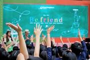 Học sinh Hà Nội lan toả thông điệp chống nạn bạo lực học đường