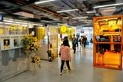 [Photo] Tổ hợp mua sắm nổi tiếng Sài thành đã cập bến Thủ đô
