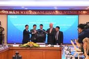 Toàn cảnh Lễ ra mắt phiên bản tiếng Nga của Báo Điện tử VietnamPlus