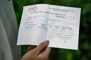 [Photo] Xét nghiệm nhanh COVID-19 cho người trở về từ Đà Nẵng