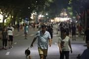 Hà Nội: Nhiều người dân không đeo khẩu trang theo quy định