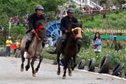 """Khai mạc giải đua ngựa Fansipan với chủ đề """"Vó ngựa trên mây"""""""