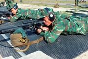 Xạ thủ Việt Nam thi đấu xuất sắc tại hội thao quân sự Army Games 2019
