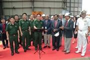 Lễ khởi công dự án đóng tàu tuần tra cao tốc cho Biên phòng Việt Nam