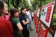 Hà Nội: Hàng vạn người tham quan Khu Di tích Chủ tịch Hồ Chí Minh