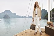 Hình ảnh đất nước Việt Nam tươi đẹp trong quảng cáo của Louis Vuitton