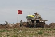 Thổ Nhĩ Kỳ điều xe tăng, thiết giáp lên biên giới với Syria