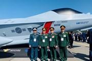 Đoàn Bộ Quốc phòng Việt Nam tham quan triển lãm Seoul ADEX 2019