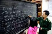 Kỷ niệm ngày Nhà giáo Việt Nam 20/11: Mãi khắc ghi công ơn thầy cô